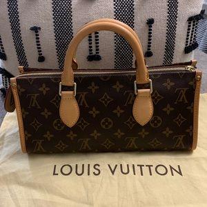 ❤️😍 AUTHENTIC LOUIS VUITTON LONG POPINCOURT BAG
